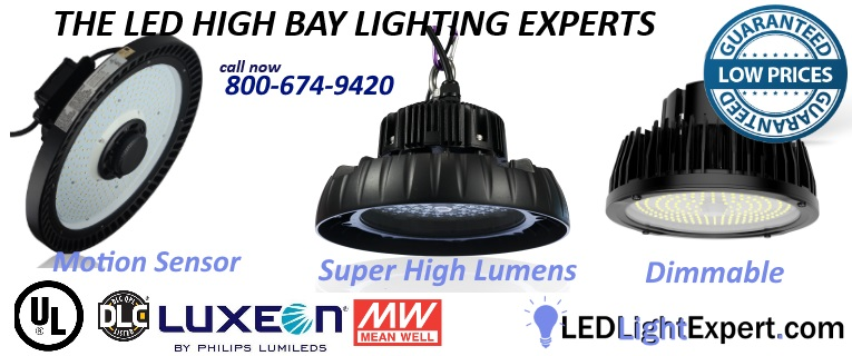 LED High Bay Lights Promo