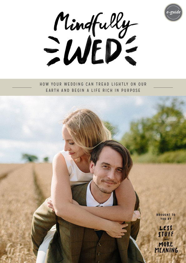 Eco ethical wedding e book