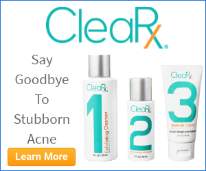 CleaRX - Say Goodbye to Stubborn Acne