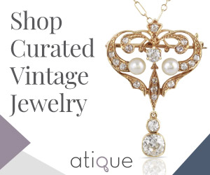 Find Beautiful Antique, Vintage, & Estate Jewelry at Atique!