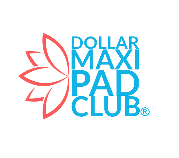 Dollar Maxi Pad Club, home of the monthly feminine needs subscription box.