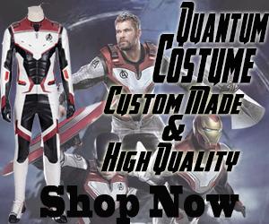 Avengers: Endgame Quantum Costume