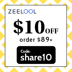 2021 Newest Coupon: $10 off for order above $89