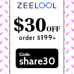 2021 Newest Coupon: $30 off for order above $199