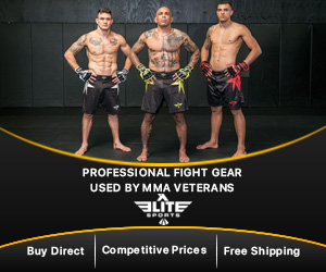 Elite Sports MMA Gear