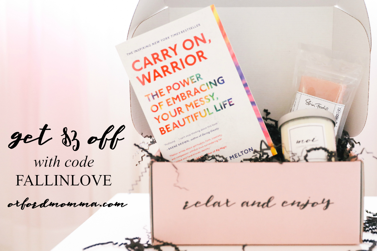 Get $3 off your Oxford Momma subscription box with code: FALLINLOVE!