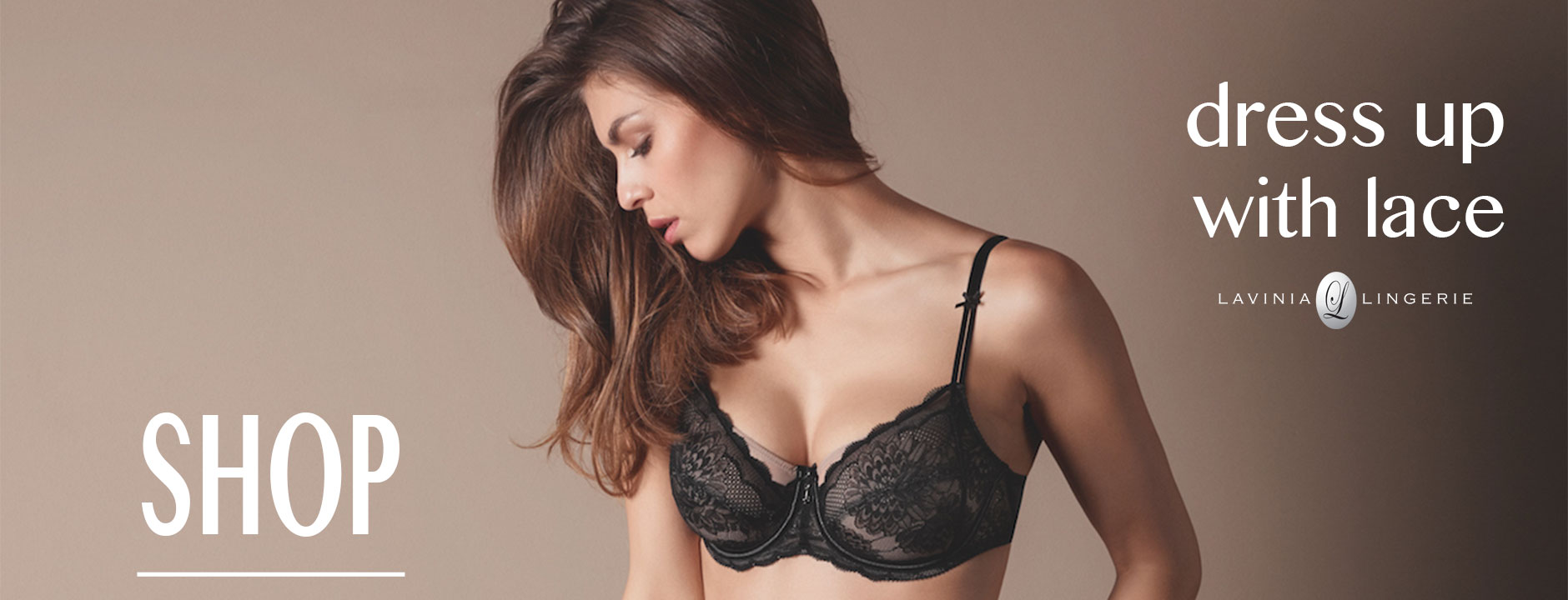 SHOP Amazing & Comfortable Lace Bras | Lavinia