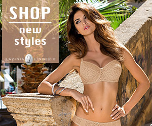 Shop All New Arrivals On Lavinia Lingerie