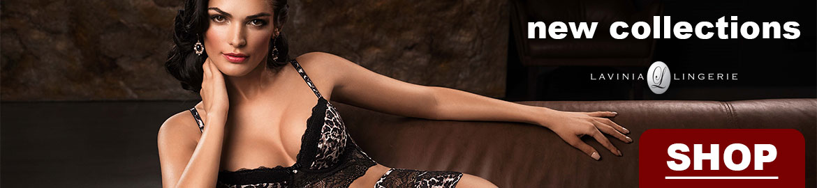 Shop New Sexy Collections At Lavinia Lingerie