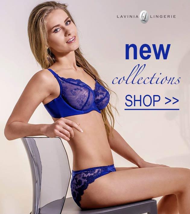 Explore New Lingerie Collections! Lavinia Lingerie