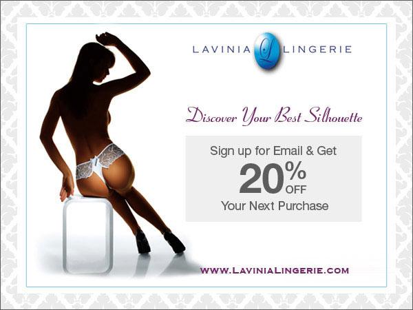 Sexy Panties - Lavinia Lingerie