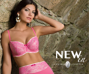 NEW Feminine Lace Bra By VOVA | Lavinia Lingerie