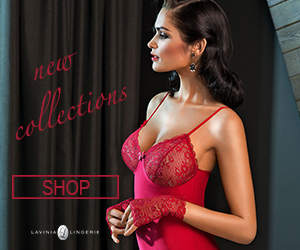 Enjoy New Sensual Lingerie Collections At Lavinia