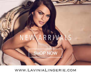 New Arrivals @ Lavinia Lingerie