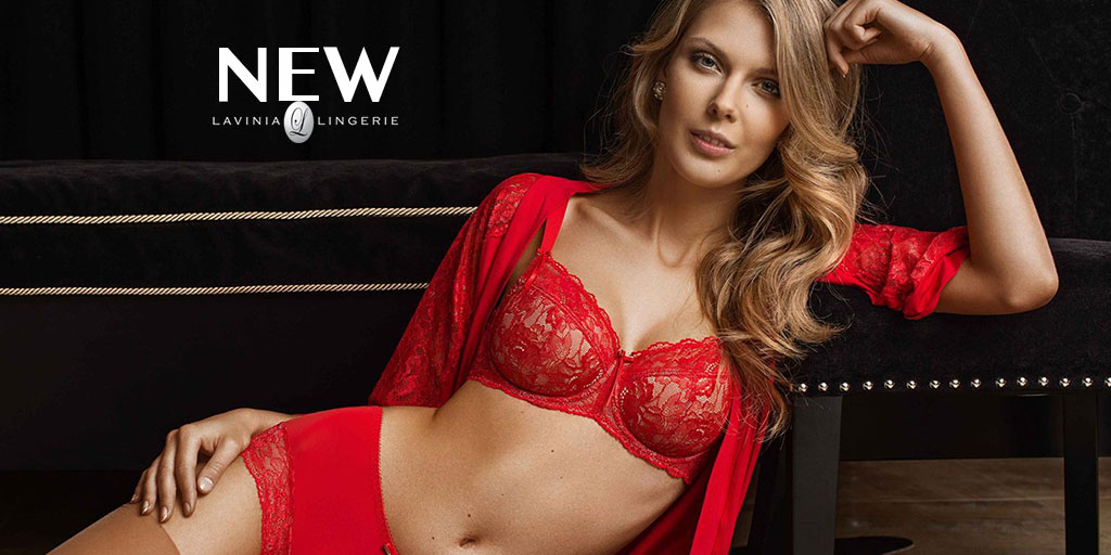 Shop For The Fall - New collection on LaviniaLingerie.com