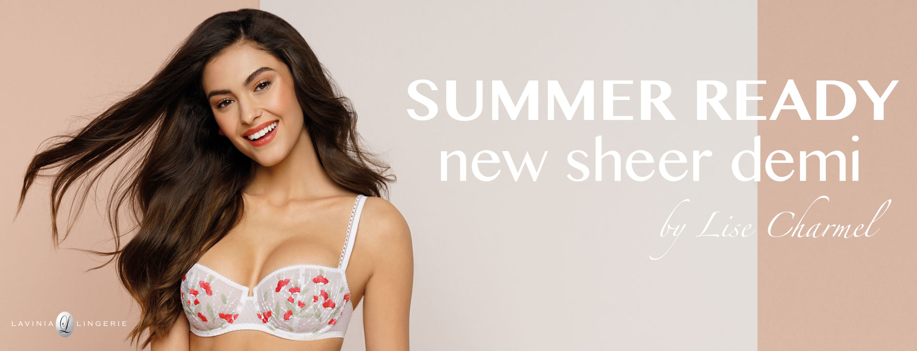 NEW IN: Summer Ready Lingerie Collections At Lavinia Lingerie Store