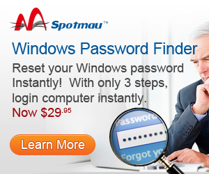 Reset your Windows password Instantly!
