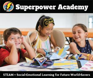 SuperPower Academy - 300 x 250