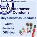 Buy Christmas Novelty Condoms