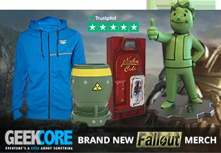 New Fallout Merch