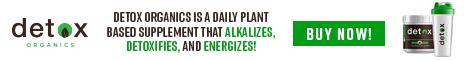 Detox Organics is a daily plant based supplement that alkalizes, detoxifies, and energizes. Shop now at DetoxOrganics.com!