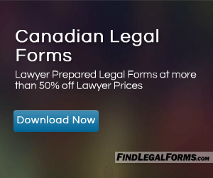 Canada Legal Forms