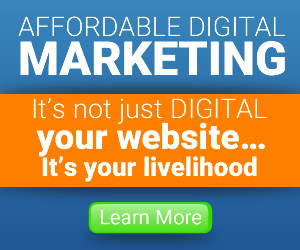Affordable digital marketing