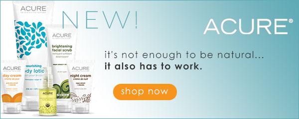 Buy Acure at VitaSprings.com