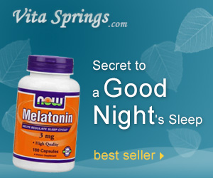 Best Sleep Aid - Melatonin