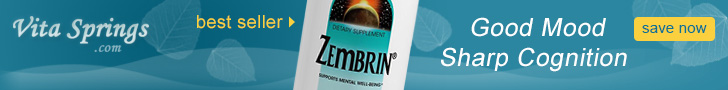Zembrin for Healthy Mood