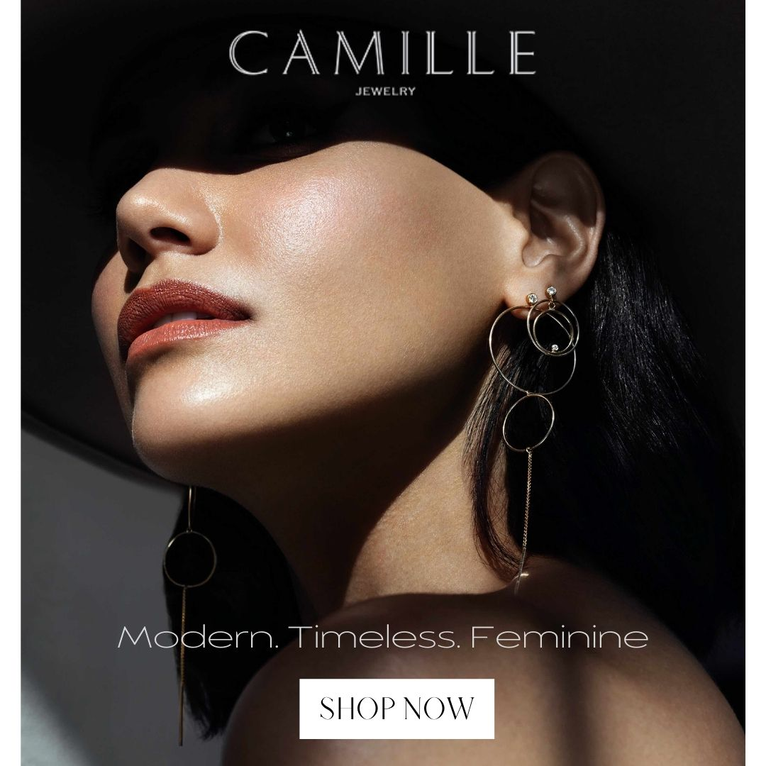 Shop women's fashion, demi fine and fine jewelry online at Camille Jewelry