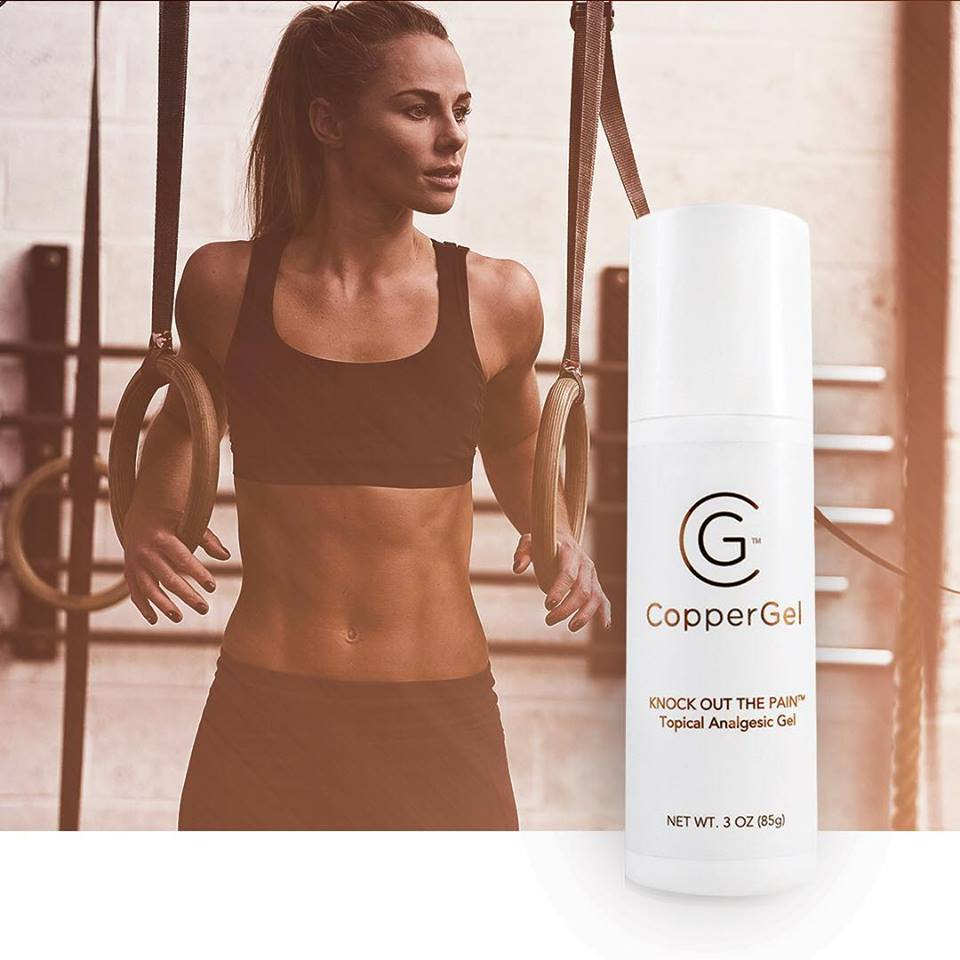 CopperGel Pain Relief