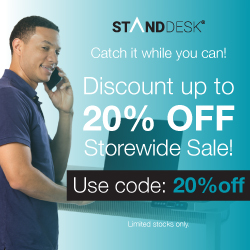 Standesk - 20%off Sitewide