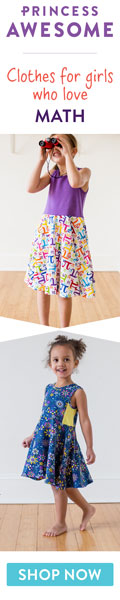 Shop the Princess Awesome Math Collection