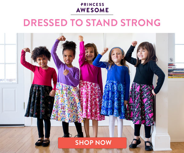 Princess Awesome is redefining what it means to be a girl