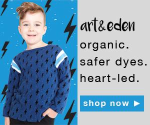 Organic. Safer dyes. Heart-led.