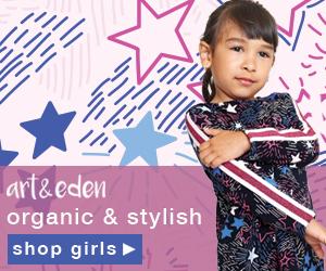 Organic Girls Clothing