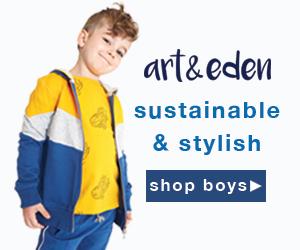 Organic Boys Clothing
