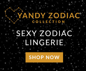 Yandy Zodiac Lingerie Collection