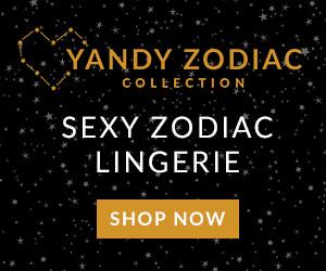 Yandy Zodiac Lingerie Collection