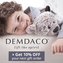 DEMDACO - Lift the Spirit - Get 10% Off Your Next Gift Order