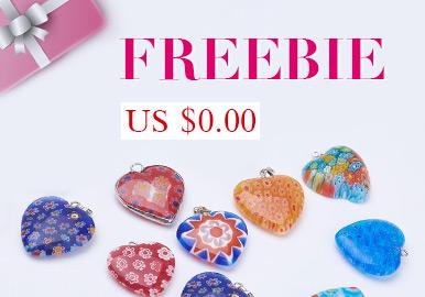 100% OFF on Freebie, US $0.00