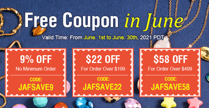 Free Coupon in June