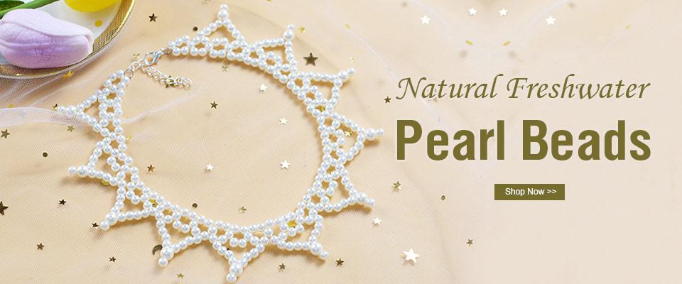 Natural Freshwater Pearl Beads