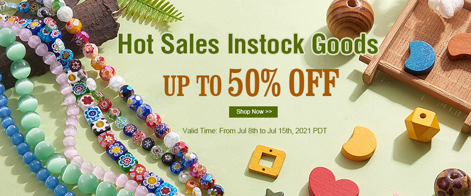 UP TO 50% OFF on Hot Sales Instock Goods