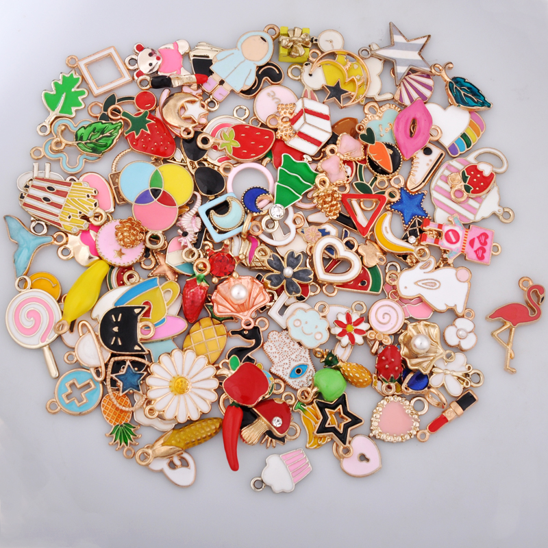 HTB19YiIXsfrK1RjSszcq6xGGFXa4 - Up to 90% OFF on Jewelry Making Pendants & Charms