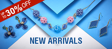 UP TO 30% OFF on New Arrivals