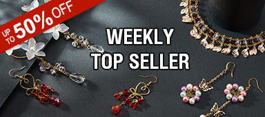 UP TO 50% OFF on Weekly Top Seller