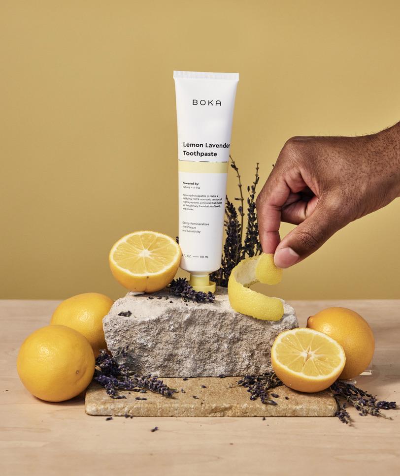 Lemon Lavender Launch