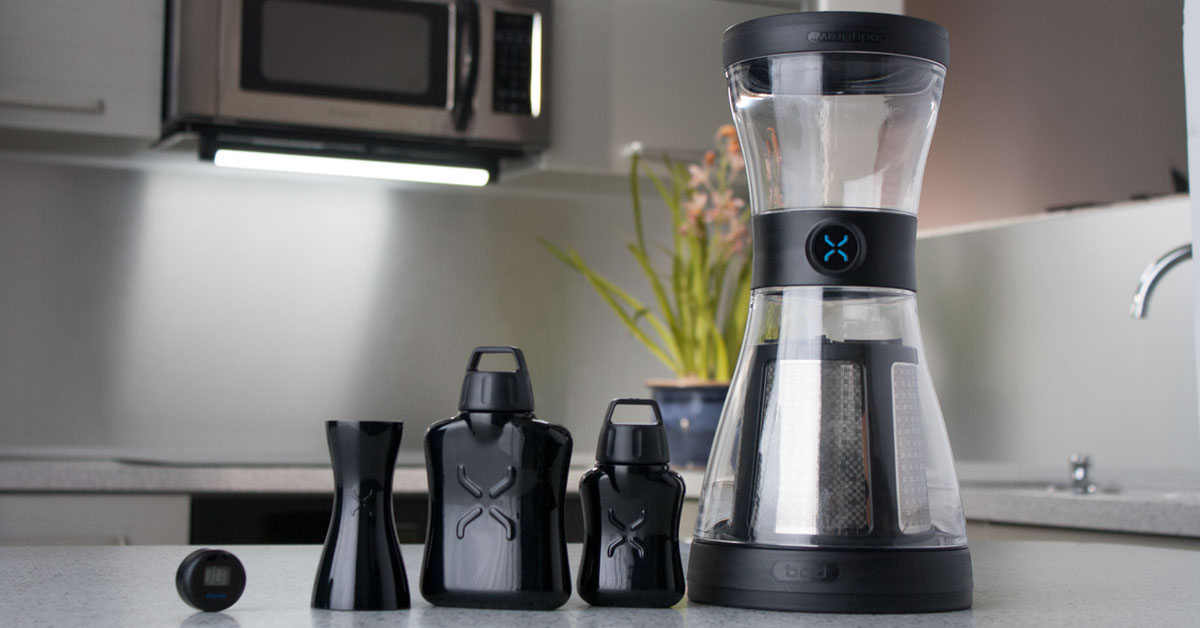BodyBrew Cold Brew Coffee System